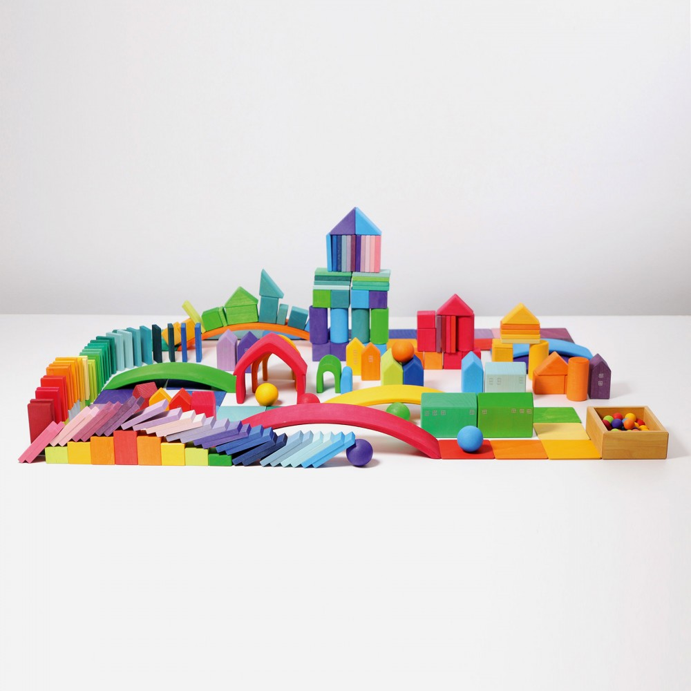 Cuburi Mozaic, mari