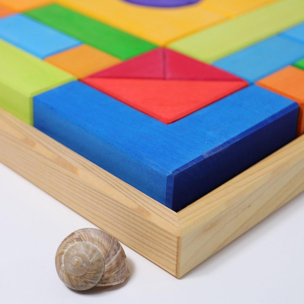 Jocul tridimensional al cercurilor