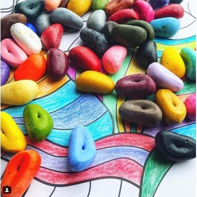 Cerate Crayon Rocks, 32buc/64culori