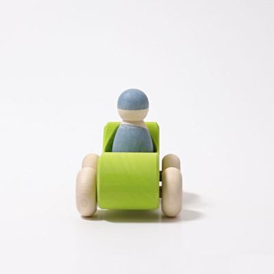MiniCAR verde brotacel