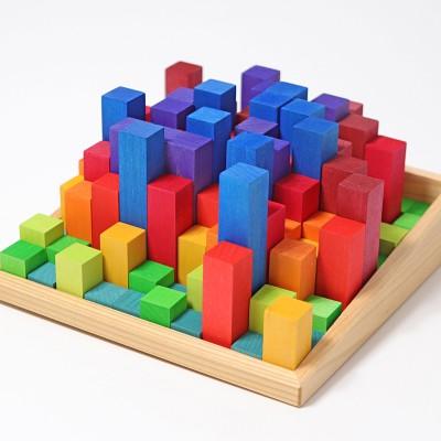 Joc de construit si numarat