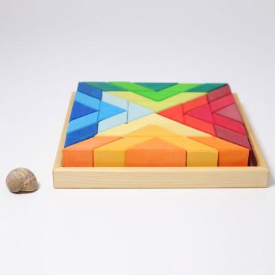 Puzzle creativ Square Indian