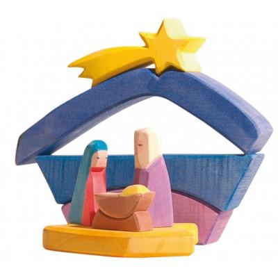 Set creativ Rainbow Nativity