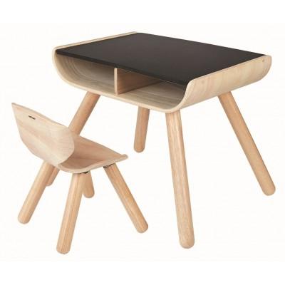 Set cu masuta si scaunel pentru copii