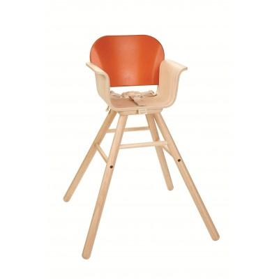 Scaun pentru luat masa, model portocaliu