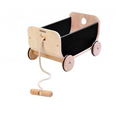Ladita de depozitare model Vagon cu roti