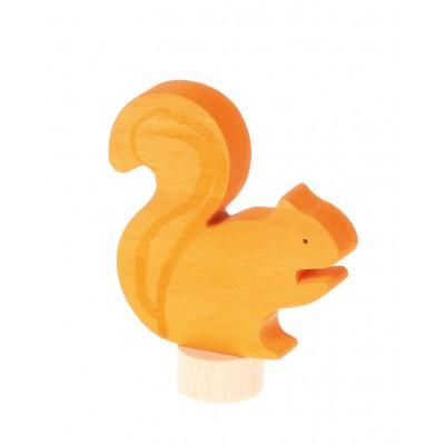 Veverita - figurina decorativa
