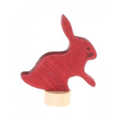 Iepure - figurina decorativa