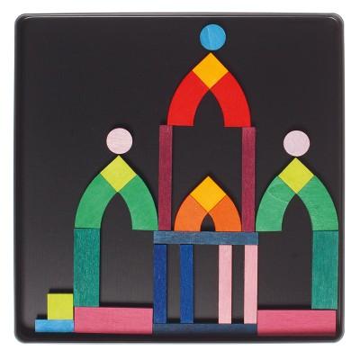 ROMANESQUE - Puzzle magnetic