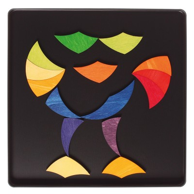 ROATA CURCUBEU - Puzzle magnetic