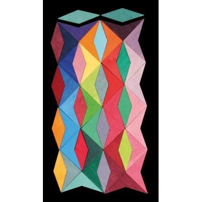 ROMBURI - Puzzle magnetic