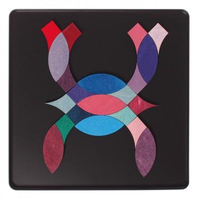 CERCURI - Puzzle magnetic