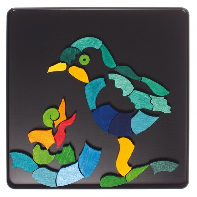 CAMELEON - Puzzle magnetic