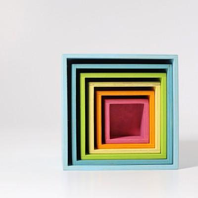 Cutiile pastel