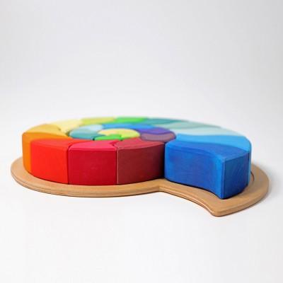 Melc - puzzle creativ