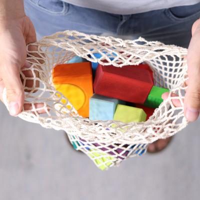 30 cuburi cu forme geometrice