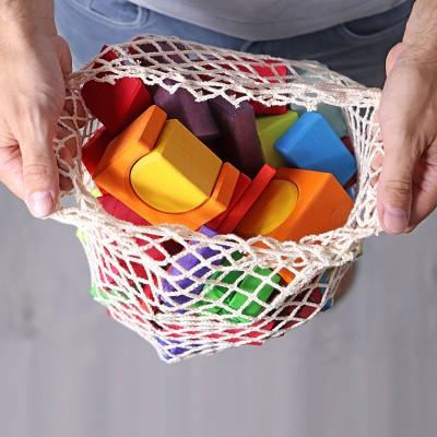 60 cuburi cu forme geometrice