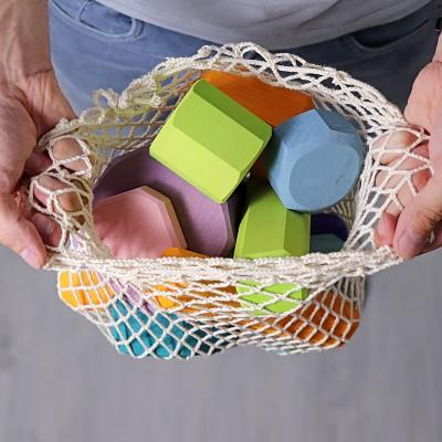 Cuburi pastel